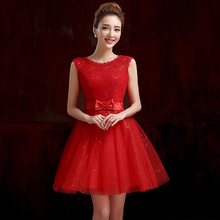 Haute Red Dress