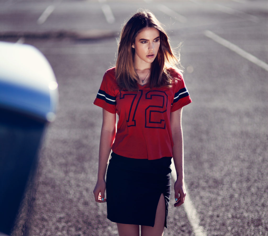 Sporty Luxe Look