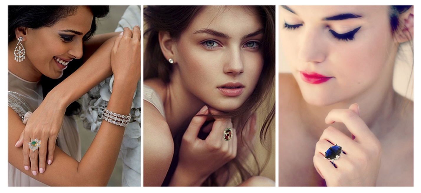 Statement Rings – The Latest Fashion Fad!!