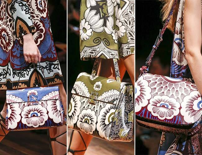 Graphic bags