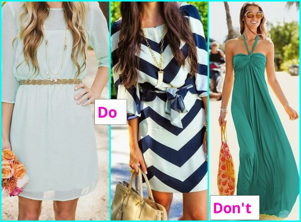 Short Dresses for Monsoon