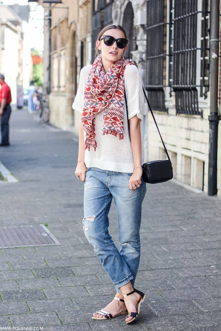 10 Stylish Ways to Wear Boyfriend Jeans for Every Occasion 3