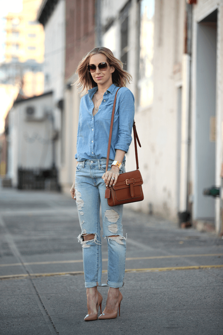 10 Stylish Ways to Wear Boyfriend Jeans for Every Occasion 10